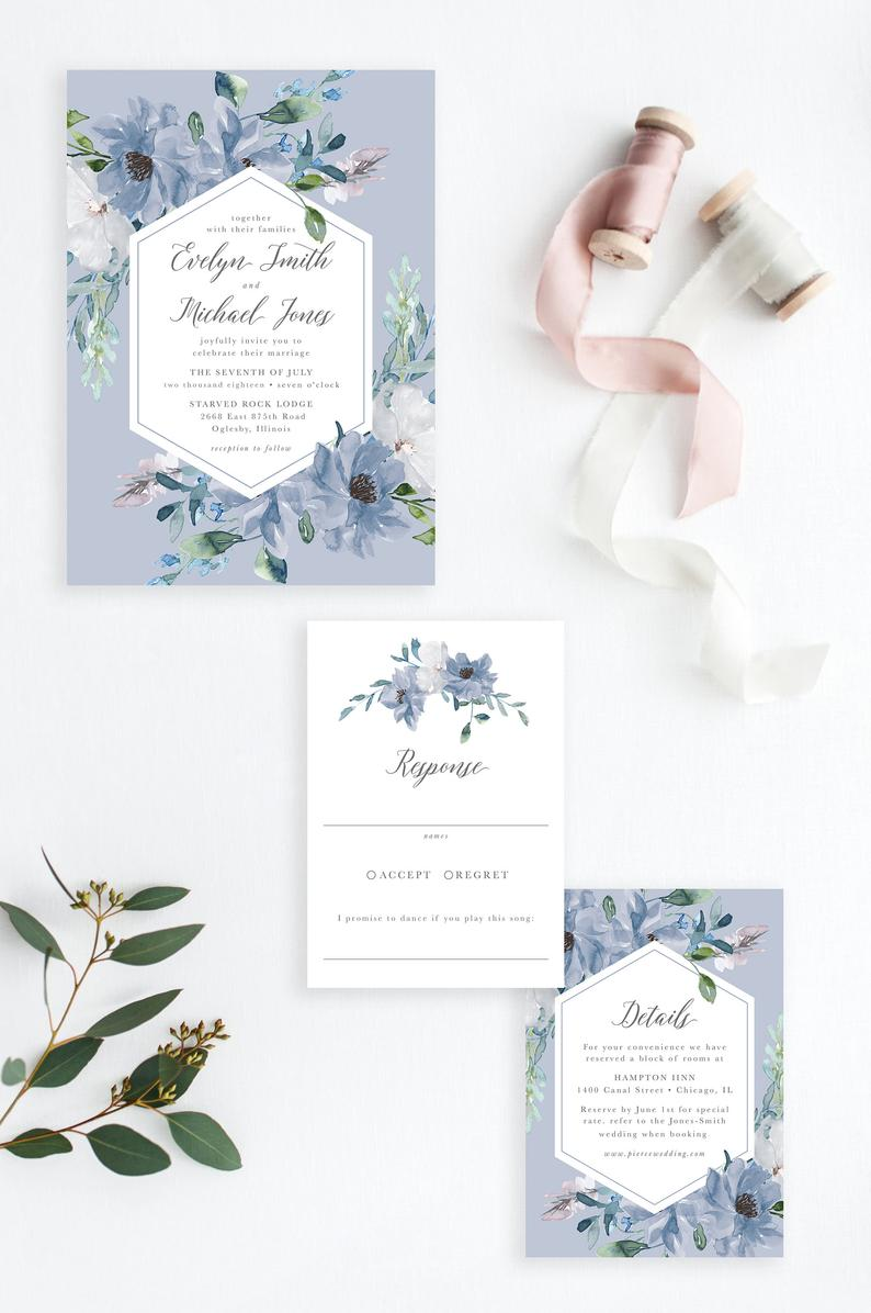 Elementos visuais para casamento: florais