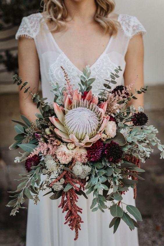 Casamento Boêmio - Bouquet