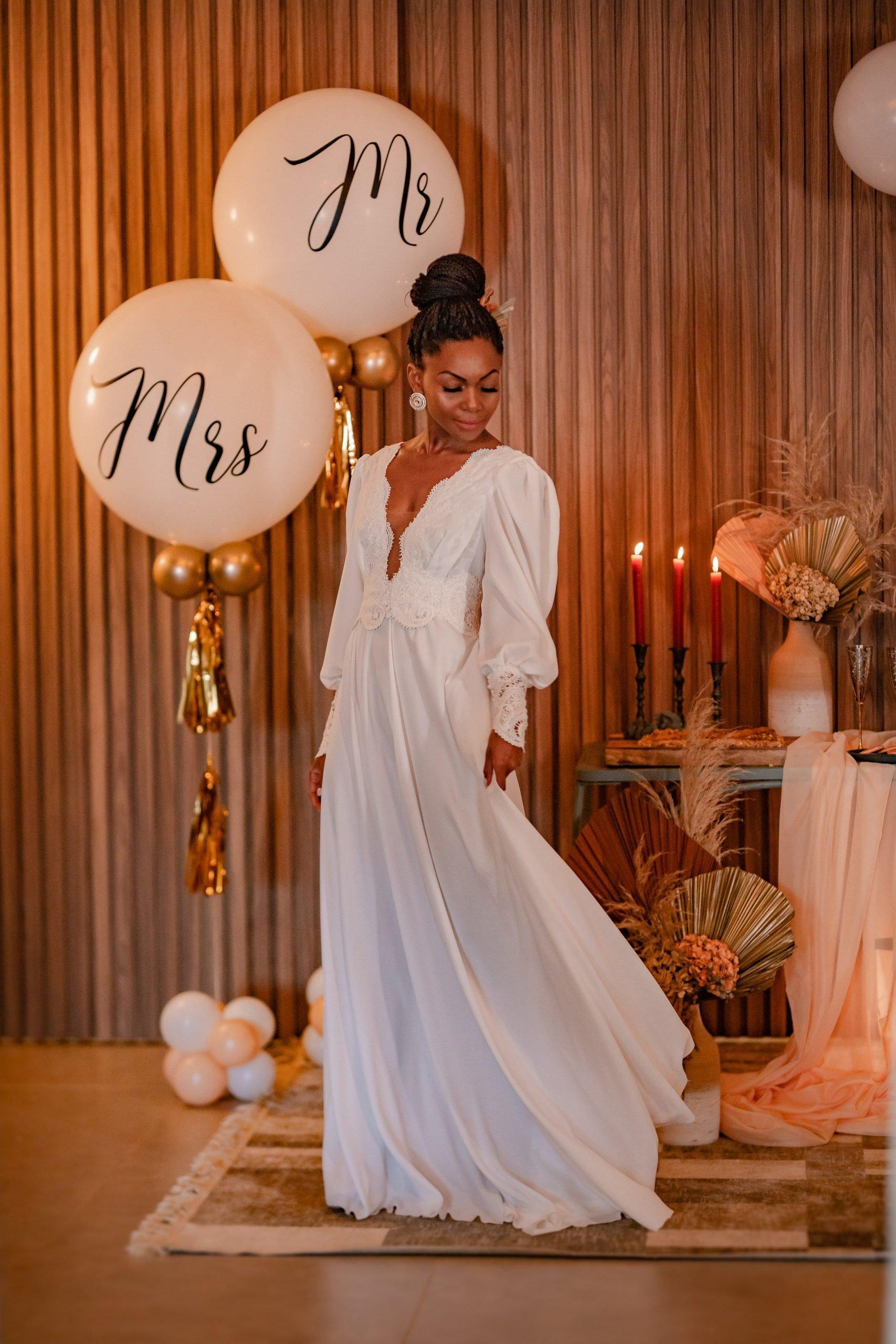 Vestido de Noiva Boho