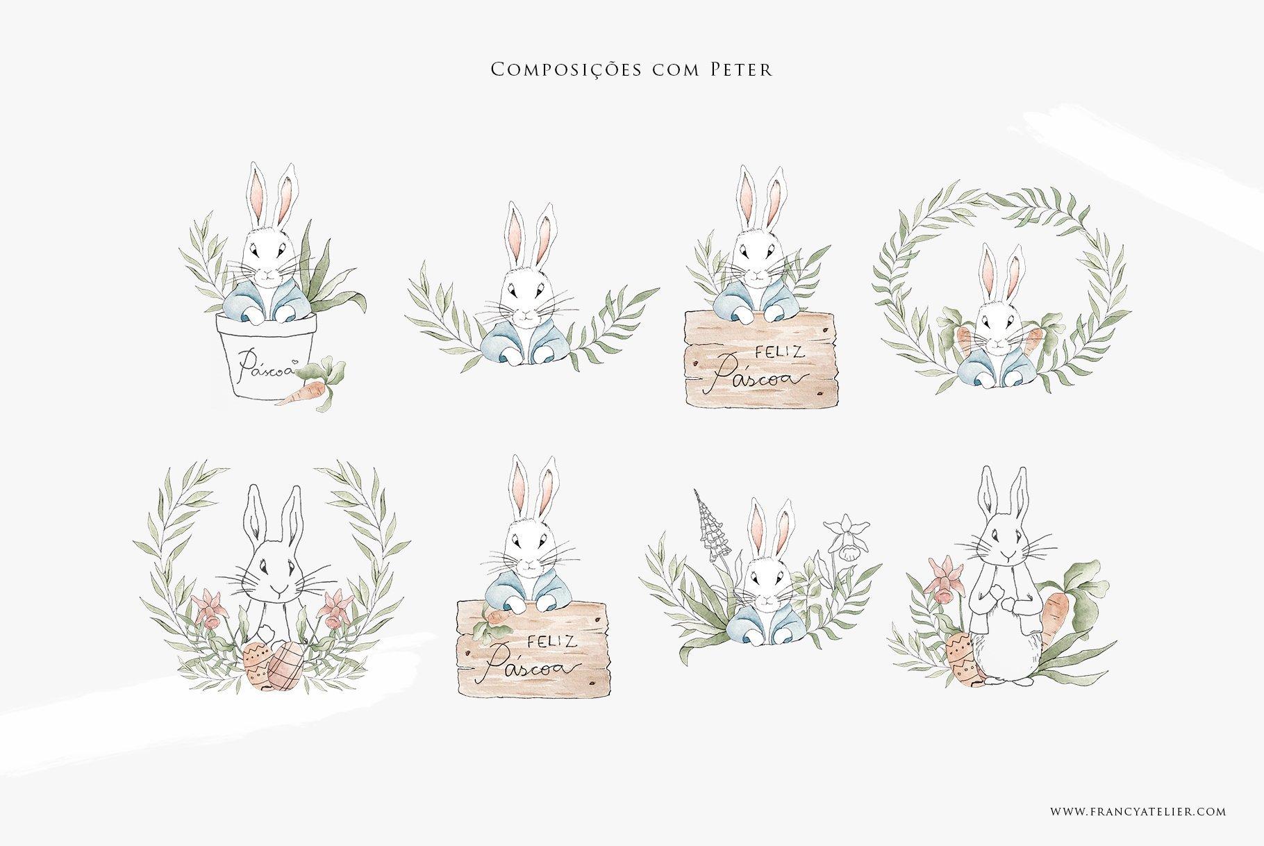 Composições com Peter