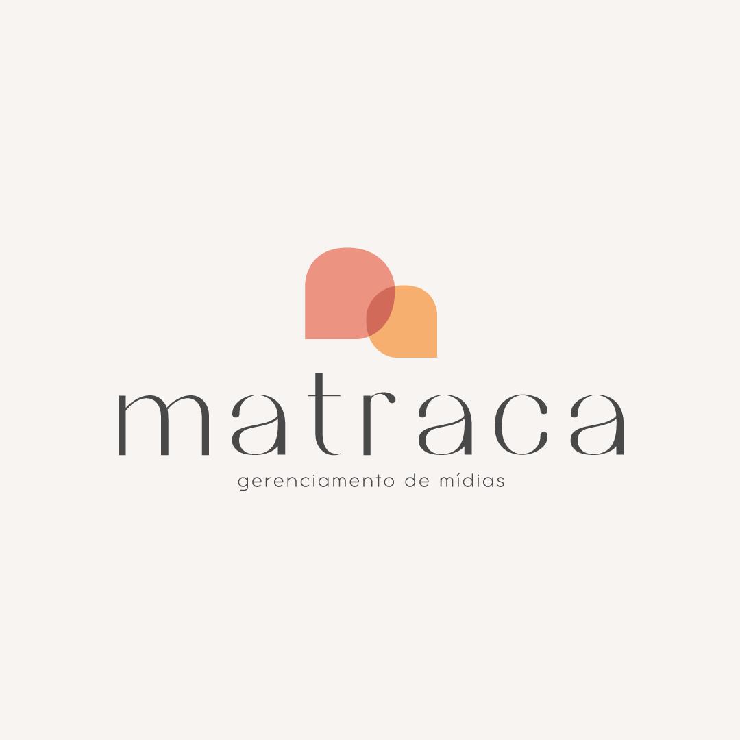 Identidade Visual Empresarial - Matraca
