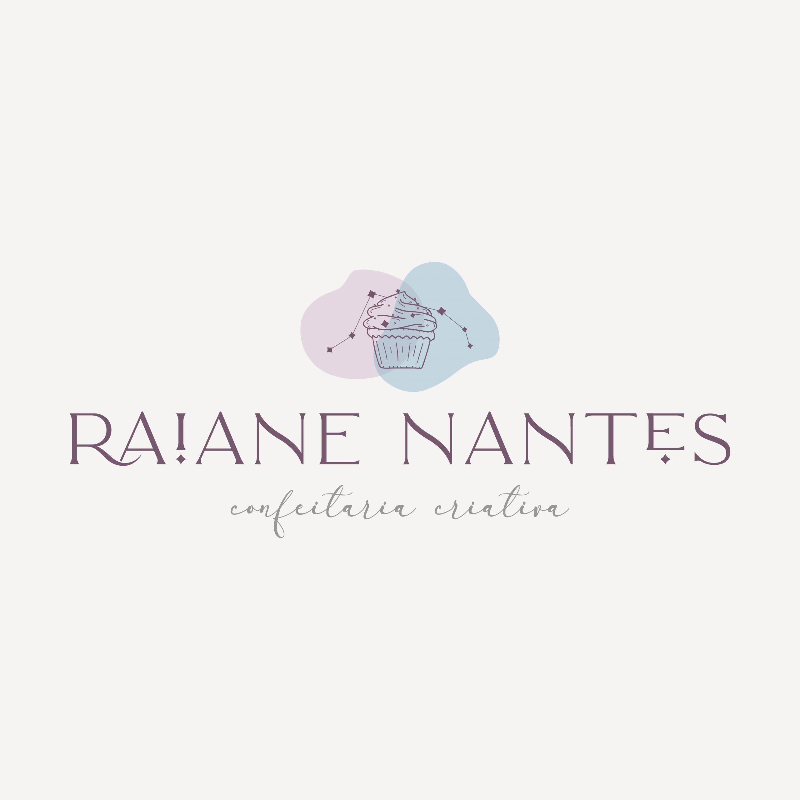 Identidade Visual Empresarial - Raiane Nantes