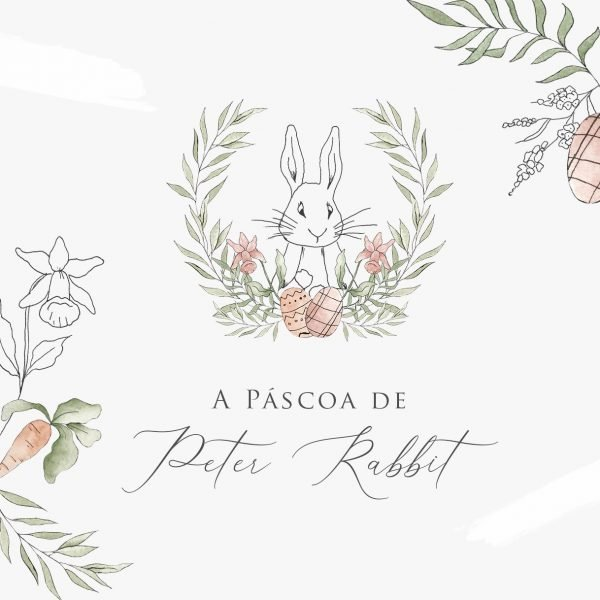 A Páscoa do Peter Rabbit