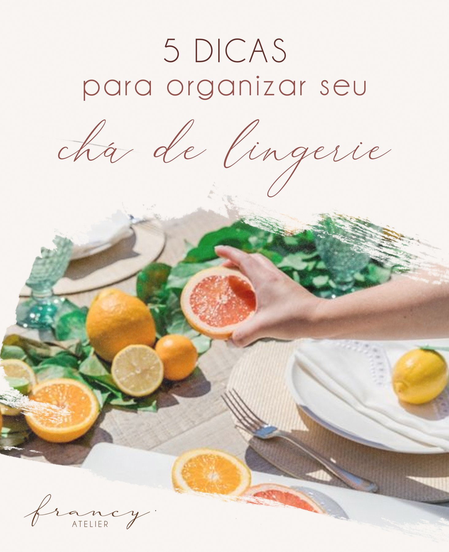 Chá de Lingerie 1