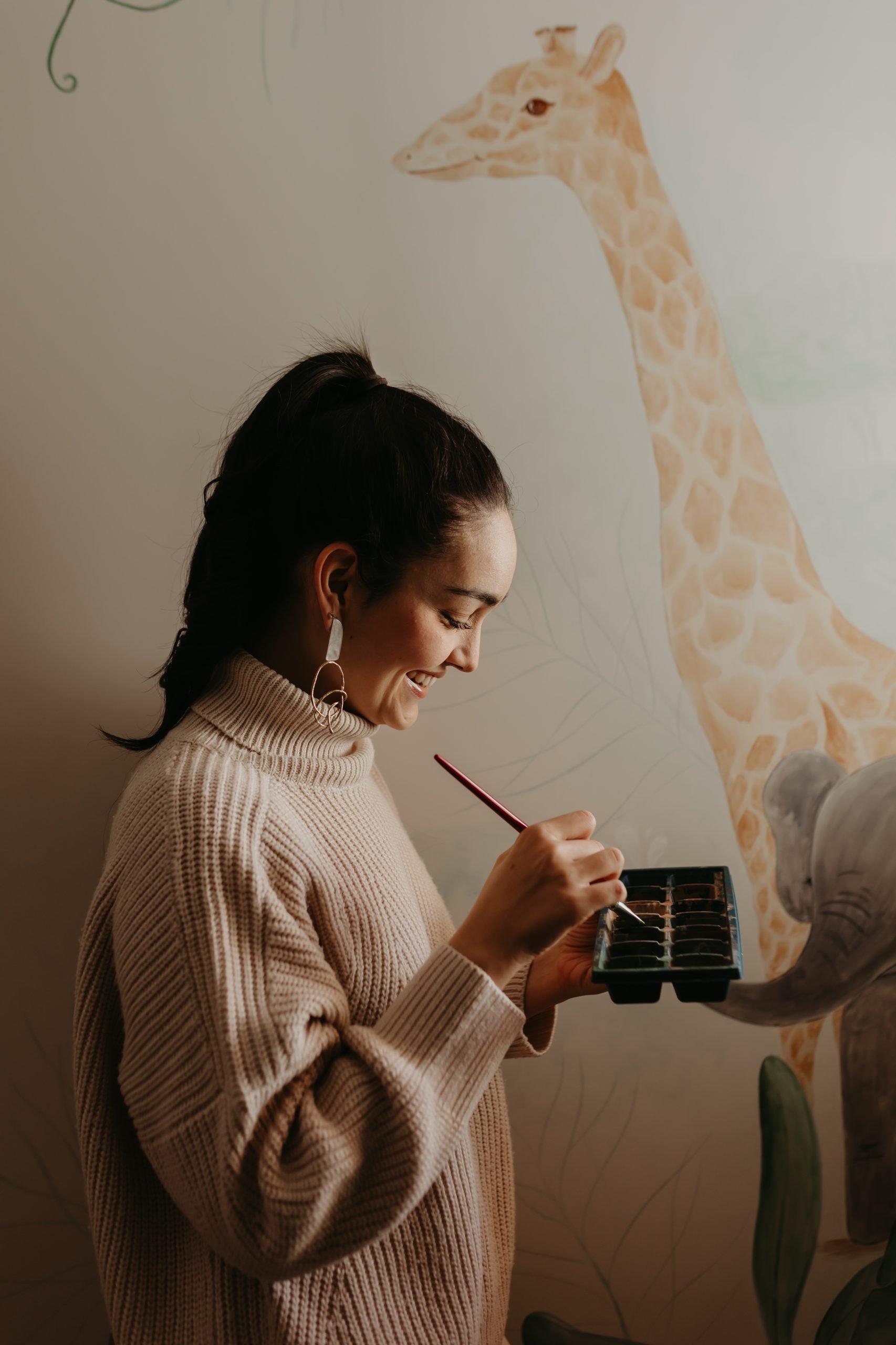 Mural Painting Safari